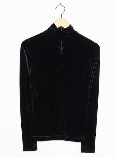 Charter Club Bluse in S-M in schwarz, Produktansicht