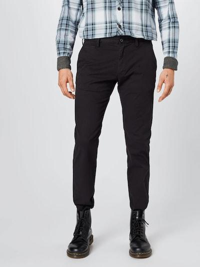 s.Oliver Chino kalhoty - černá, Model/ka