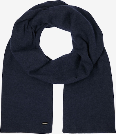 DreiMaster Klassik Schal in navy, Produktansicht