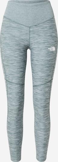 Pantaloni outdoor 'Dune Sky' THE NORTH FACE pe verde / alb, Vizualizare produs