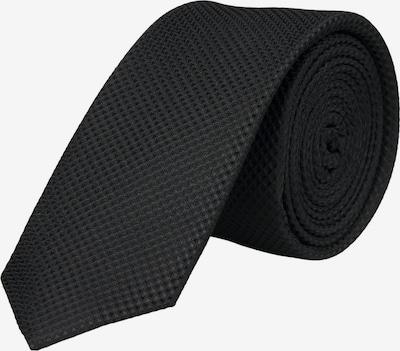 Jack & Jones Junior Krawatte in schwarz, Produktansicht