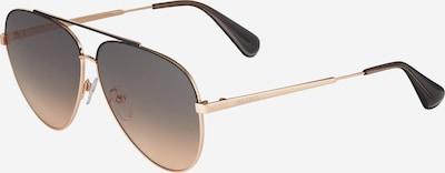 MAX&Co. Solglasögon i roséguld / mörkgrå, Produktvy