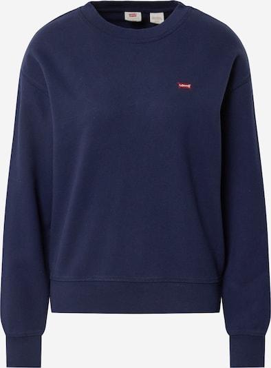 LEVI'S Sweatshirt in navy / rot / weiß, Produktansicht
