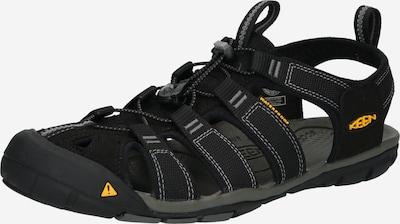 KEEN Sandal 'Clearwater' i svart, Produktvy