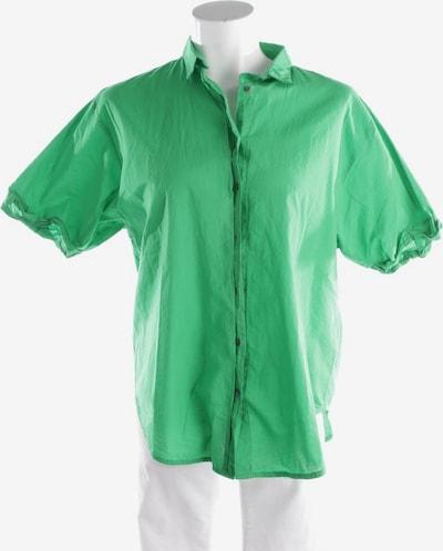 0039 Italy Bluse in L in grün, Produktansicht