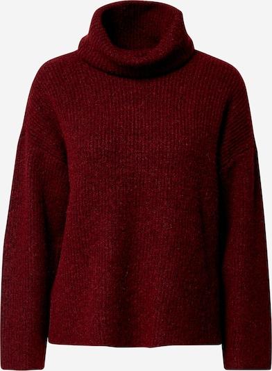VERO MODA Pullover 'Daisy' in weinrot, Produktansicht