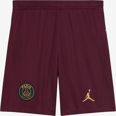 Jordan Shorts in bordeaux, Produktansicht