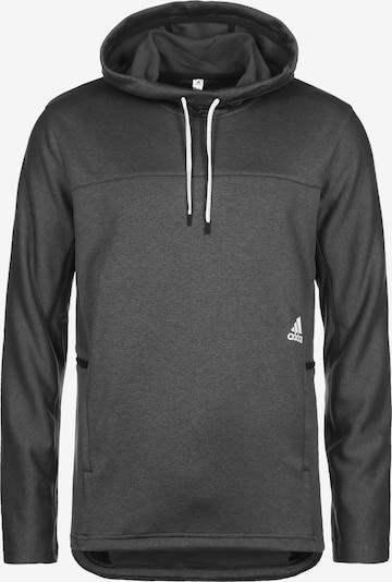 ADIDAS PERFORMANCE Sportsweatshirt 'Up City' in grau, Produktansicht