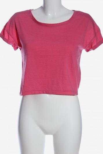 Crazy World Cropped Shirt in S in pink, Produktansicht