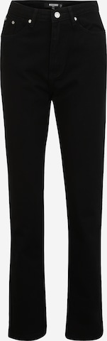 Missguided Tall Jeans 'Riot' in Schwarz