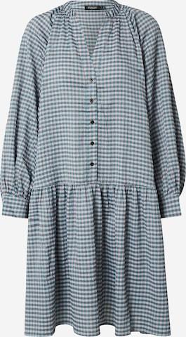 SOAKED IN LUXURY Kleid 'Levie' in Blau