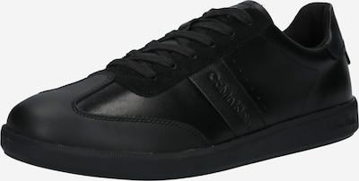 Sneaker low Calvin Klein pe negru, Vizualizare produs