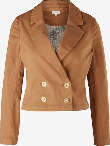 s.Oliver - Blazer en marrón