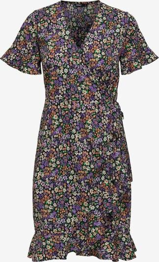 ONLY Šaty 'Olivia' - světle žlutá / zelená / tmavě fialová / oranžová / černá, Produkt