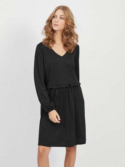 VILA Kleid 'TINNY' in schwarz, Modelansicht