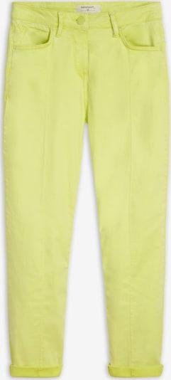 Sandwich Jeans in gelb, Produktansicht