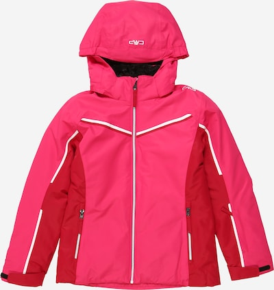 CMP Sportjacke in pink / rot, Produktansicht