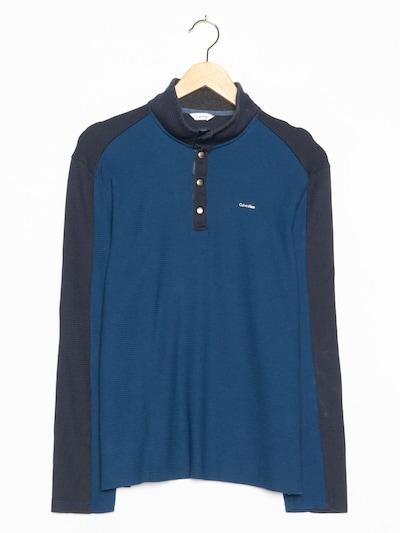 Calvin Klein T-Shirt in M/L in dunkelblau, Produktansicht
