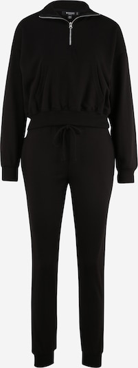 Missguided Petite Jogginganzug in schwarz, Produktansicht
