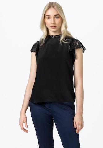 HALLHUBER Shirt in Schwarz