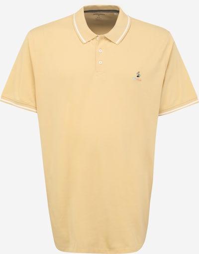 világoskék / világos sárga / olíva / fehér Jack & Jones Plus Póló, Termék nézet