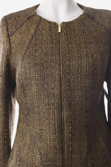 Pedro del Hierro Kurzjacke in XL in gold / hellgrün / schwarz, Produktansicht