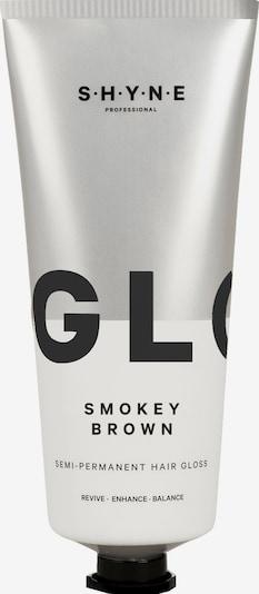 Shyne Haargloss 'Smokey Brown' in schwarz, Produktansicht