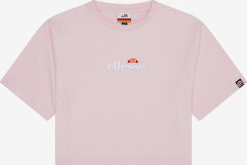 ELLESSE T-shirt 'Fireball' i rosa