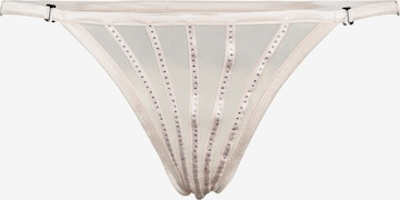 OW Intimates String 'CRYSTAL' in Beige