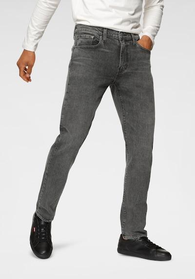 LEVI'S Jeans in dunkelgrau, Modelansicht