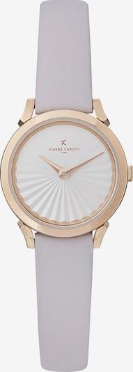 PIERRE CARDIN Analog Watch in Gold / Pastel purple / White, Item view