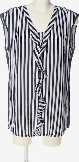 get it on Schlupf-Bluse in L in schwarz / weiß, Produktansicht