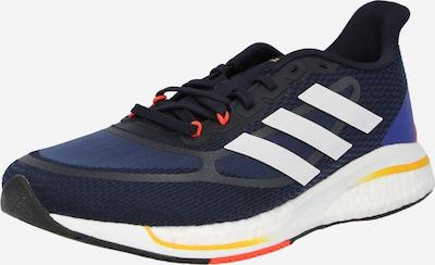 ADIDAS PERFORMANCE Παπούτσι για τρέξιμο 'SUPERNOVA+' σε ναυτικό μπλε / σκούρο μπλε / κίτρινο / σκούρο γκρι / κοραλί, Άποψη προϊόντος