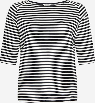 MY TRUE ME Shirt in schwarz / weiß, Produktansicht