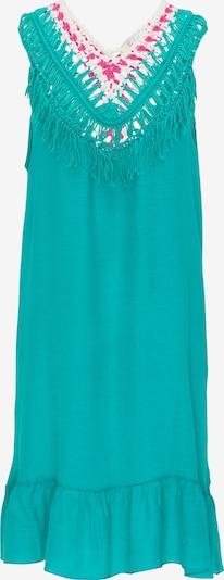 IZIA Sommerkleid in türkis / mischfarben, Produktansicht