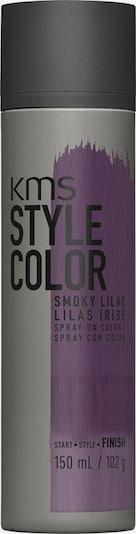 KMS Haarfarbe 'Style Color' in grau / dunkellila / schwarz, Produktansicht