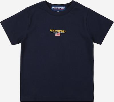 tengerészkék / sárga / piros / fehér Polo Ralph Lauren Póló: Elölnézet