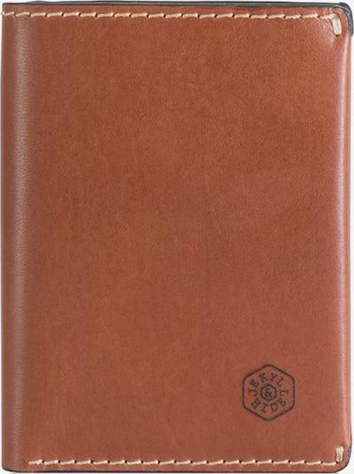 Jekyll & Hide Portemonnee 'Texas' in de kleur Bruin, Productweergave