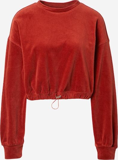 Bluză de molton 'Ria' ABOUT YOU x MOGLI pe roșu ruginiu, Vizualizare produs