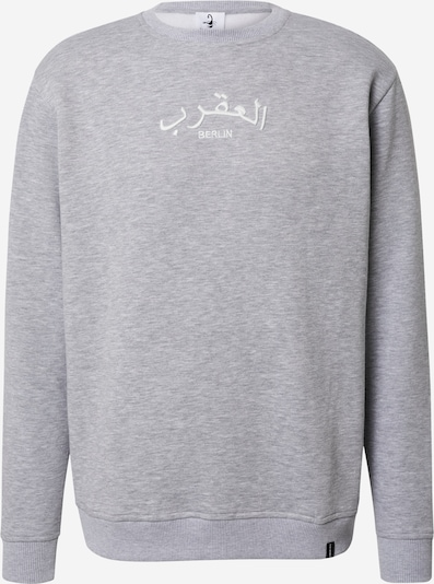VIERVIER Sweatshirt 'Joey' in de kleur Grijs, Productweergave