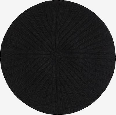 Calvin Klein Baskenmütze in schwarz / weiß, Produktansicht