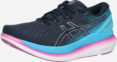 ASICS Running shoe 'GLIDERIDE 2' in Turquoise / Dark blue, Item view