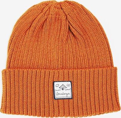 Lönneberga Mütze 'Alfred' in orange, Produktansicht
