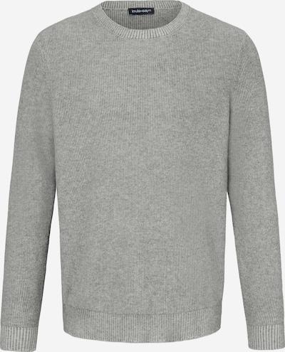 Louis Sayn Rundhals-Pullover in grau, Produktansicht