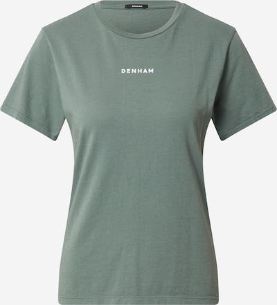 DENHAM Тениска 'CAMELLIA' в зелено, Преглед на продукта