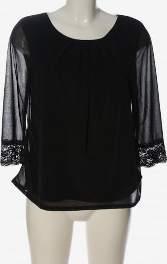 anna & ella Schlupf-Bluse in L in schwarz, Produktansicht