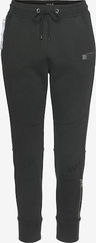 MAC Pajama Pants in Black