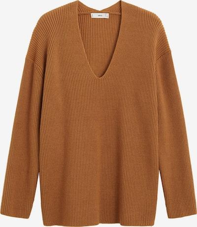 MANGO Pullover 'Boop' in braun, Produktansicht