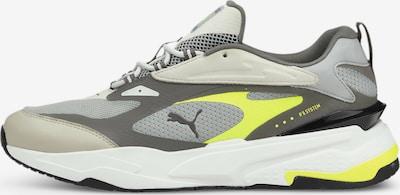 PUMA Sneakers laag in de kleur Neongeel / Grijs, Productweergave