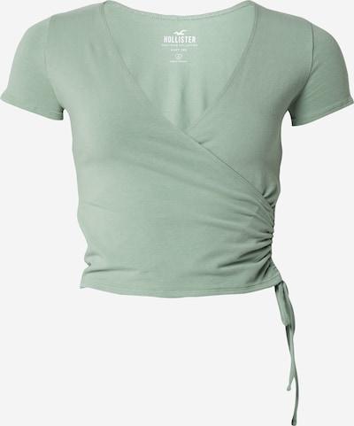HOLLISTER Shirt in de kleur Pastelgroen, Productweergave